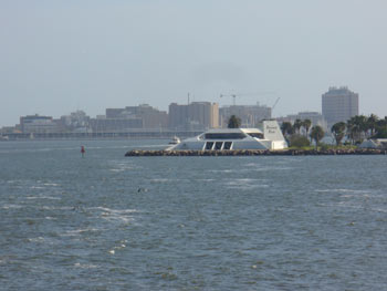 Galveston ferry